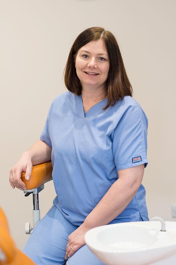 Jo Ansell, Hygienist, Summerley Dental Practice