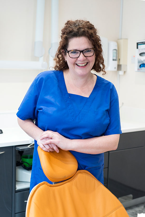 Karen Pierce, Dental Nurse, Summerley Dental Practice