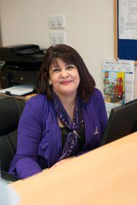 Mandi Rosier, Practice Manager, Summerley Dental Practice