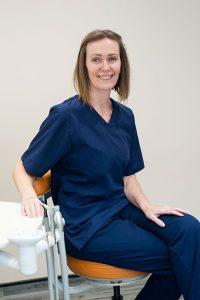 Sue, Trainee Dental Nurse, Summerley Dental Practice