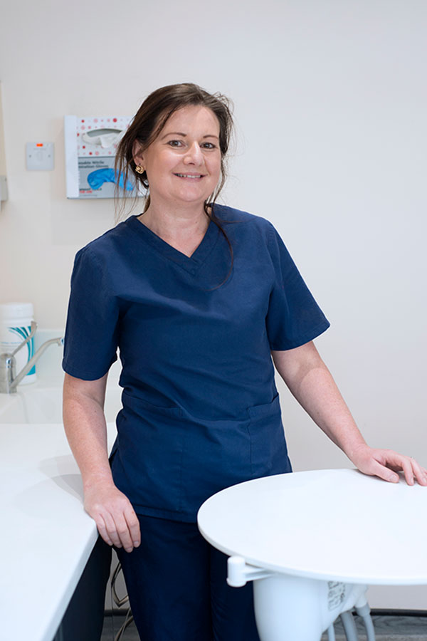 Tess Davison, Dental Nurse, Summerley Dental Practice
