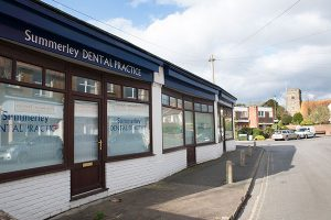 Contact Summerley Dental Practice, Bognor Regis