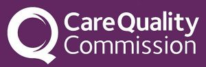 Care Quality Commission (CQC) logo