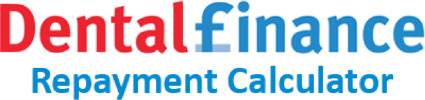 Dental Finance repayment calculator