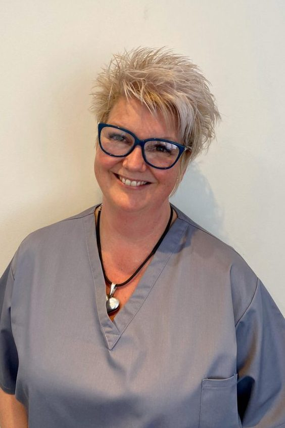 Tania, Hygienist, Summerley Dental Practice
